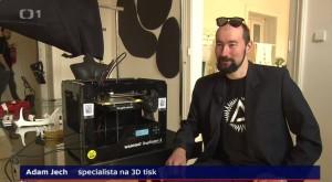 Reportáž ČT - Týden designu v Praze