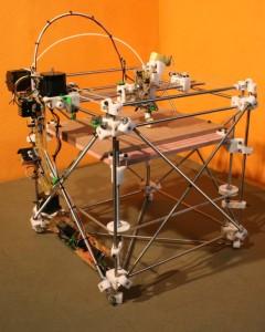 Darwin 3D tiskárna makerslab