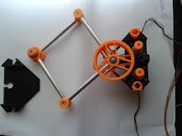 3D tiskrána typu scara
