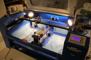 sls3d tiskárna makerslab