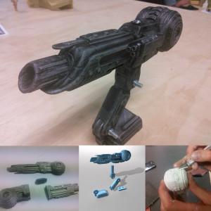 3D tištěná zbraň